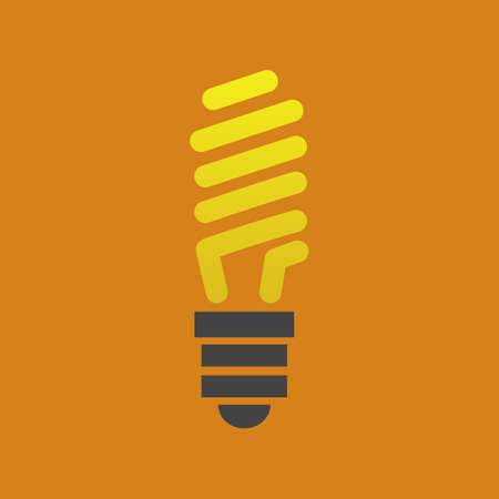 filament: energy saving light bulb