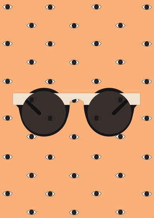 eyewear: vintage spectacles