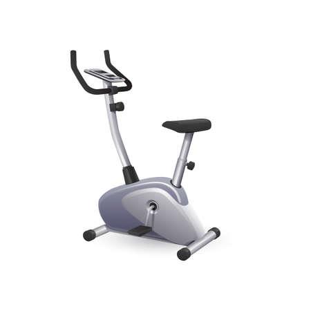 exercise bike: exercise bike