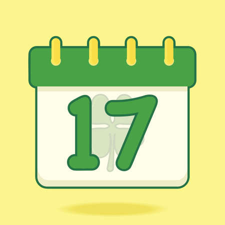 17 march: st patricks date 17 march