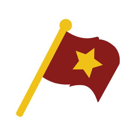 flag: football flag