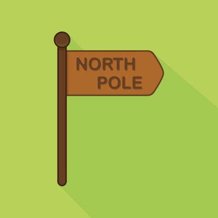 the north: north pole christmas