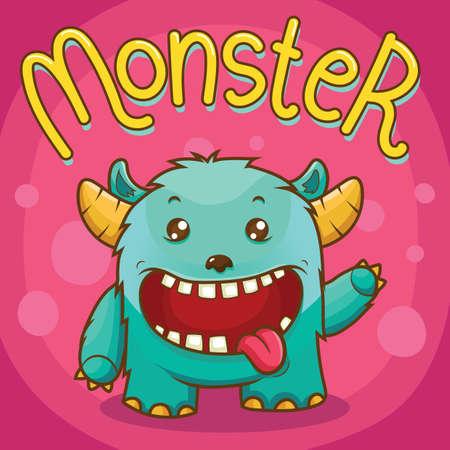 beast creature: monster