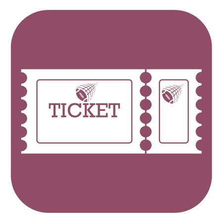 token: entrance ticket