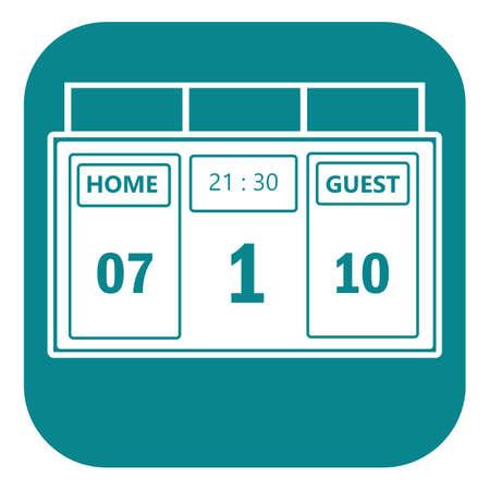 guests: scoreboard Illustration