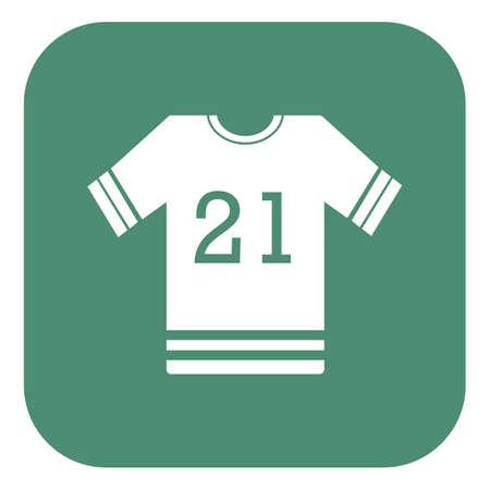 jersey: player jersey Illustration