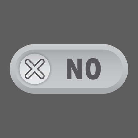 deleted: no button