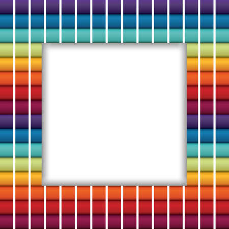 colorful frame: colorful frame