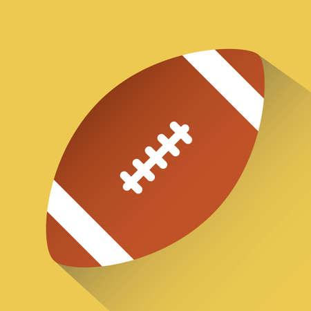 pelota rugby: Balón de rugby
