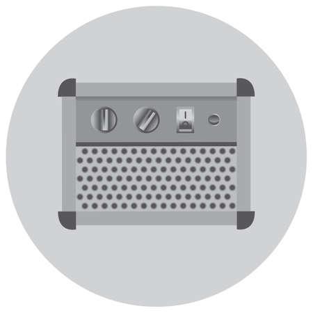 amplifiers: retro radio