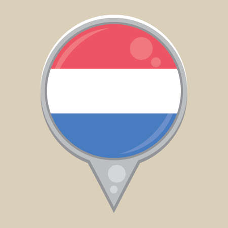 national identity: netherlands flag