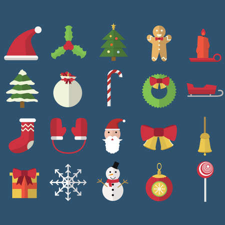 cao: christmas icons