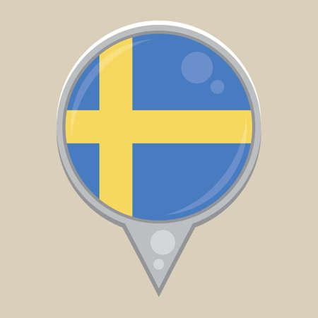 sweden flag: sweden flag