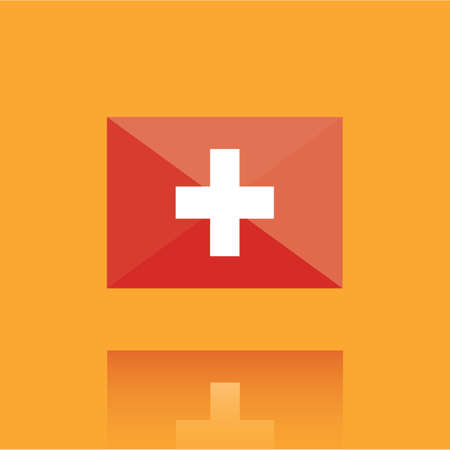 switzerland flag: switzerland flag
