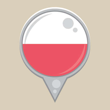 national identity: poland flag