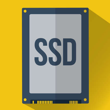 solid state drive: ssd card