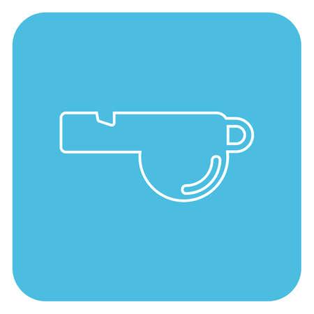 whistle: whistle Illustration