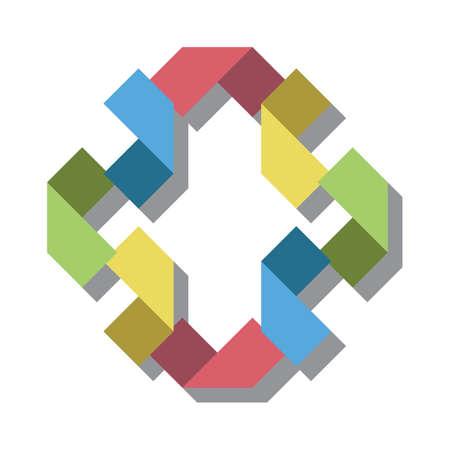 element: abstract element Illustration