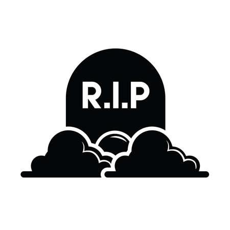 rip: tombstone