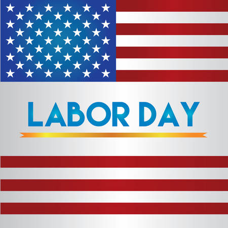 the day: labor day poster