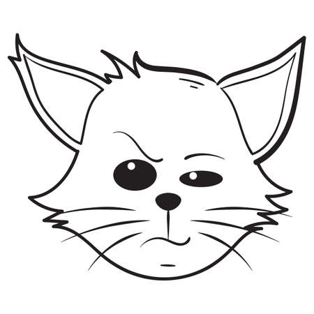 attitude: attitude cat