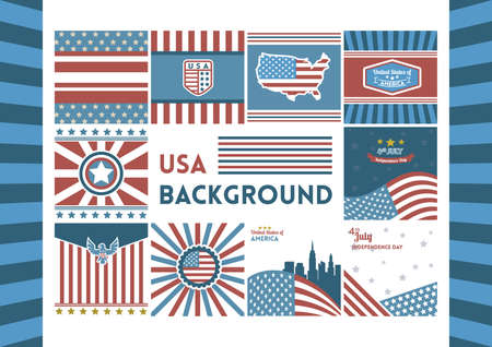 independance: usa background collection