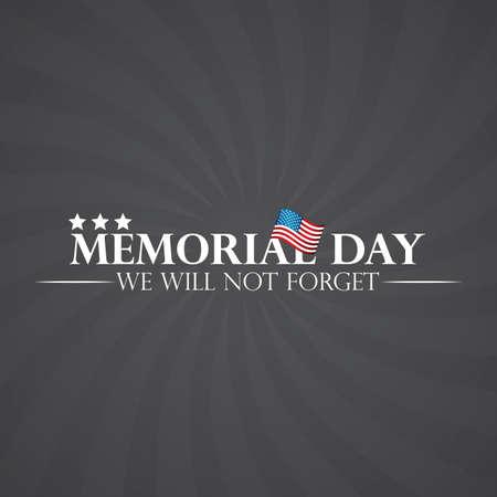 sfondo Memorial Day