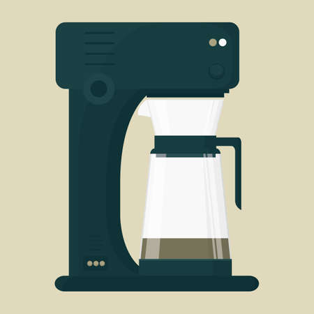 with coffee maker: coffee maker