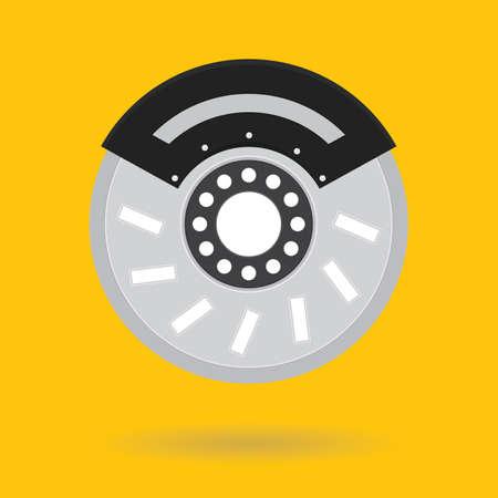 brake disc: brake disc