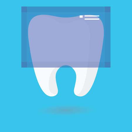 歯の x 線