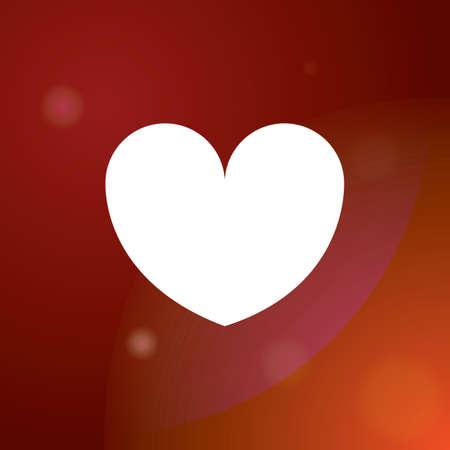 feb: valentine heart
