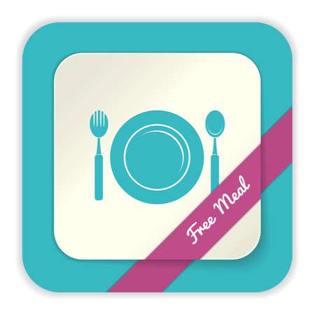 meal: free meal label