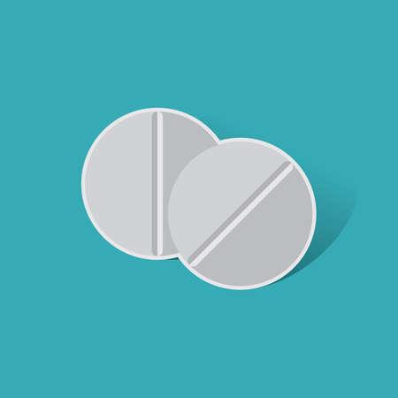 aspirin: tablets
