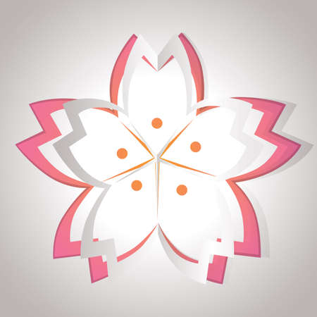 cut outs: flower