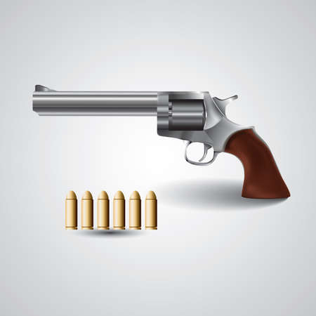 revolver: revolver Illustration
