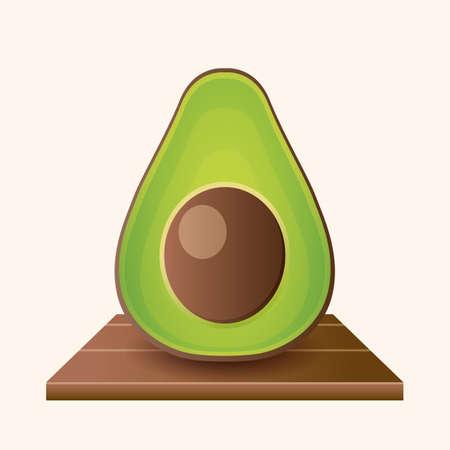 avocado: avocado