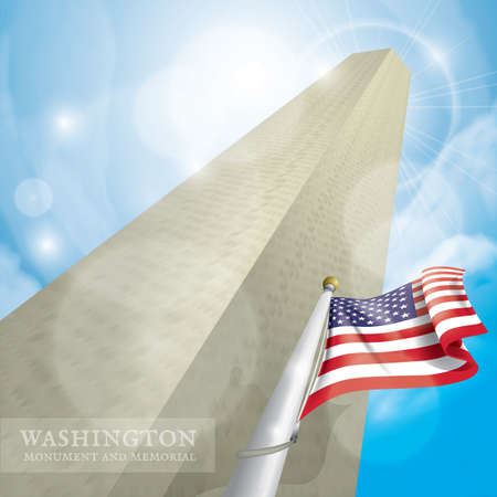 monument: the washington monument and memorial