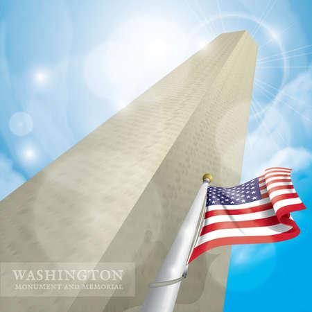 washington monument: the washington monument and memorial