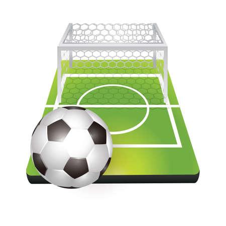 soccer: soccer Illustration