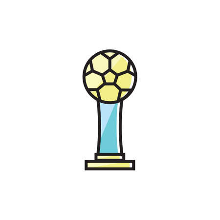 football trophy: football trophy