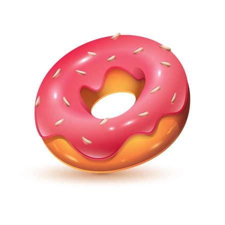 도넛 일러스트