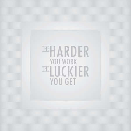 Work quote design