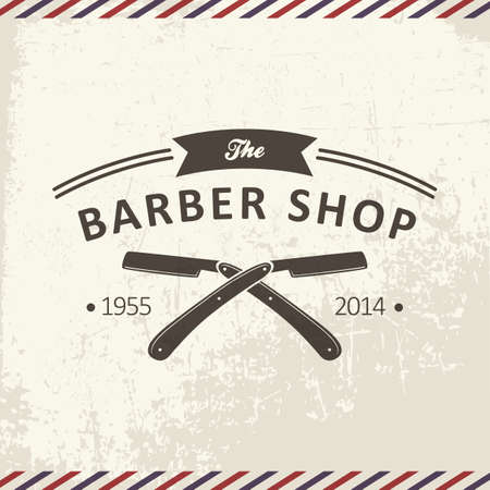 the barber shop