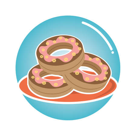 donuts Illustration