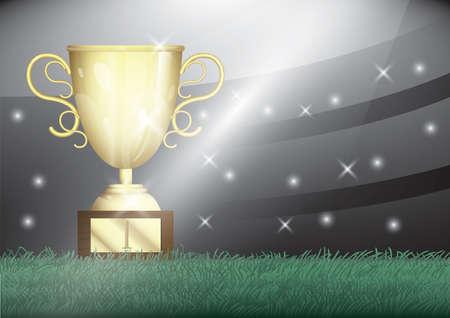 Trophy icon Stok Fotoğraf - 81469744