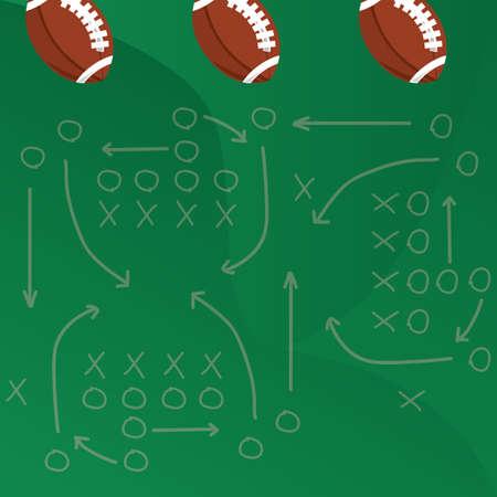 american football tactics