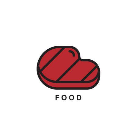 meat Иллюстрация