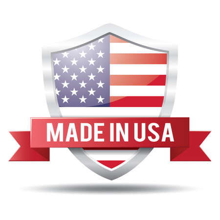 made in usa shield