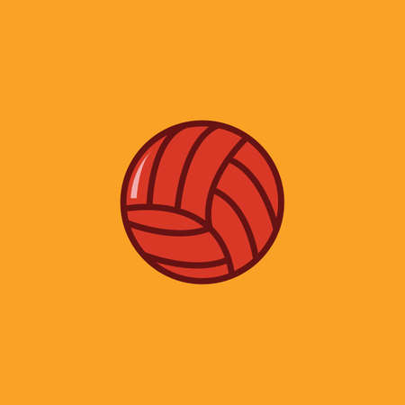 volley ball 向量圖像