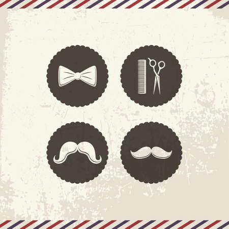 barbershop Illustration